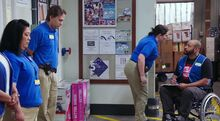 S00E1-Travis in lineup