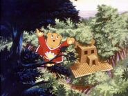Superted's treehouse