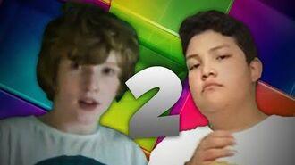 IceKingFan400 vs Jared S The Squeakquel. SuperThingsOnCups Rap Battles.