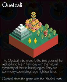 QuetzaliSelection
