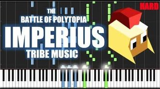 IMPERIUS TRIBE MUSIC - The Battle of Polytopia Themes - HARD PIANO TUTORIAL