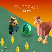 Quetzali tribe day