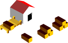Sawmill level 1