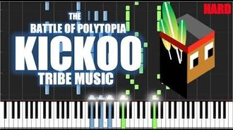 KICKOO TRIBE MUSIC - The Battle of Polytopia - HARD PIANO