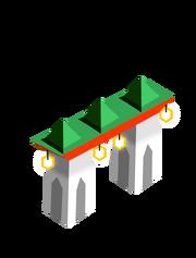 Xin-xi gate of power