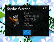 BardurWarrior