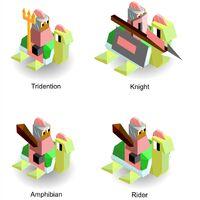 Aquarion Mounted Units