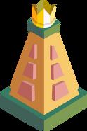 Quetzali city castle