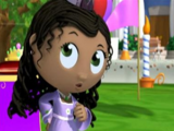 Cinderella Princess Presto (Princess Pea)
