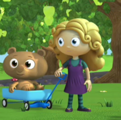 Goldilocks and baby bear