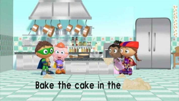 Astonishing The Cookbook Super Why Wiki Fandom Personalised Birthday Cards Paralily Jamesorg