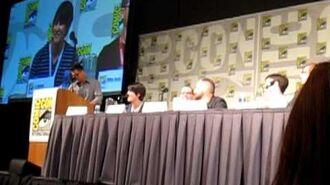 Sürekli Dizi Panel Q&A 1 - SDCC 2011