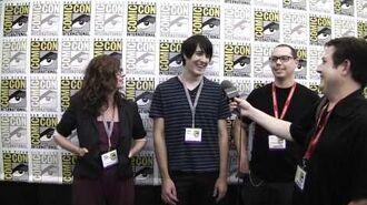 Sürekli Dizi - 3. Sezon Comic-Con Özel Mike Roth, J.G. Quintel ve Janie Haddad