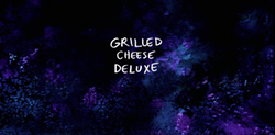 Grilled cheese deluxe