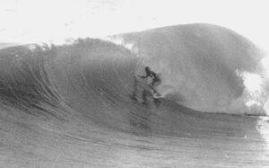 John webber barrel anga