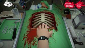 Heart Middle Ambulance