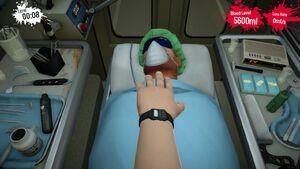 Teeth Middle Ambulance