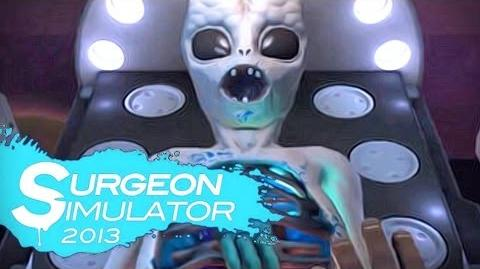 ALIEN SURGERY! - Surgeon Simulator 2013 (Pewdsball Success)