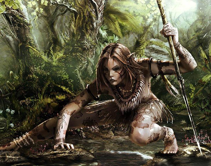 """Risultato immagini per wild elf"""""""