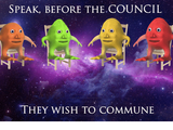 SPEAK, BEFORE THE COUNCIL