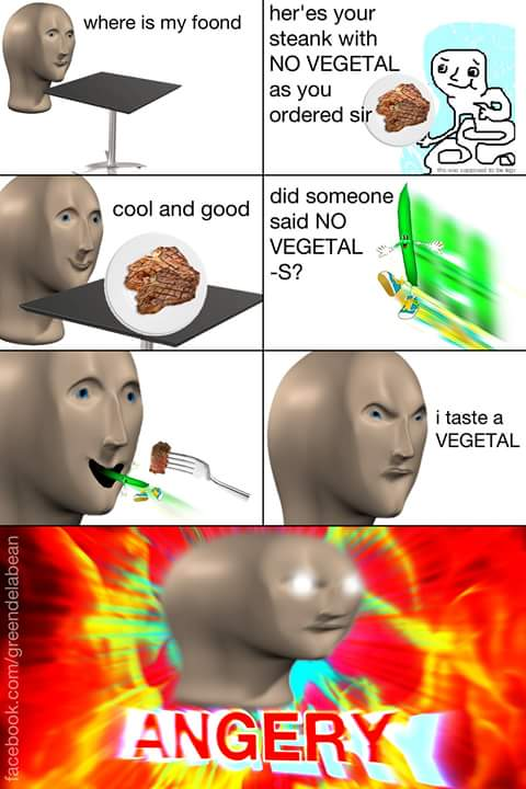 Angery | Surreal Memes Wiki | Fandom