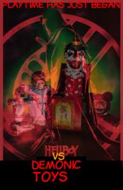 Hellboy poster 2 2
