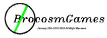 Brocosm Games Logo 2