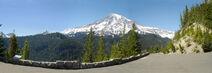 Mount Rainier panorama 3