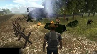 Survius - Open World Zombie Survival Game trailer