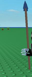 Bluesteel Spear