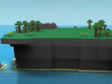 Plateau Island