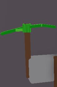 Unobtanium Pickaxe