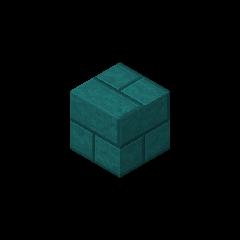 Ladrillo de piedra cian