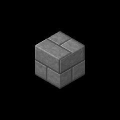 Modelo antiguo del ladrillo de piedra