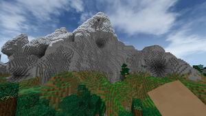 Montañas altas