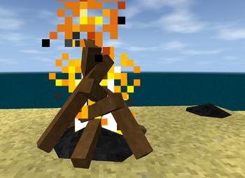 Campfire big