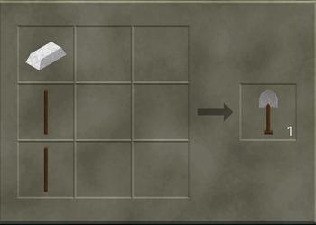 Iron Shovel craft