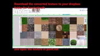 Survivalcraft 2 - How to edit and create your own texture pack
