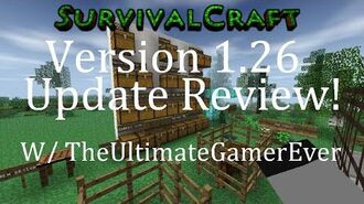 Survival Craft Version 1.26 Update Review!