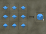 Solid Diamond Block