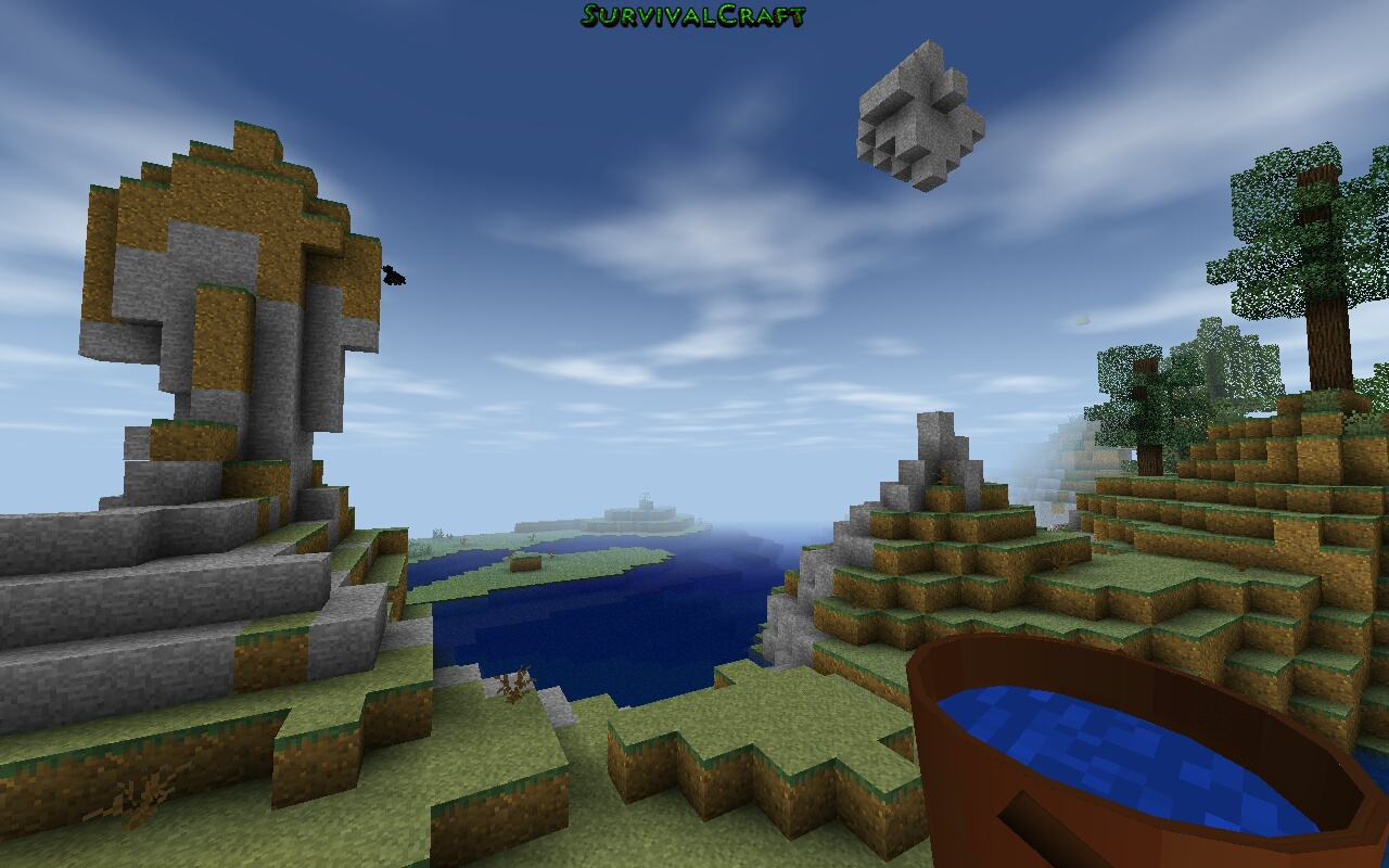 List Of The Best Seeds Survivalcraft Wiki Fandom Powered By Wikia