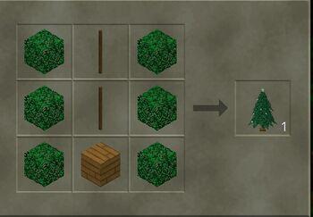 Cristmas Tree craft