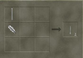 Iron Bolt craft
