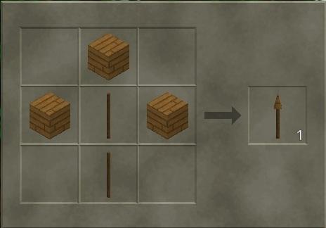 Wooden Spear | SurvivalCraft Wiki | FANDOM powered by Wikia