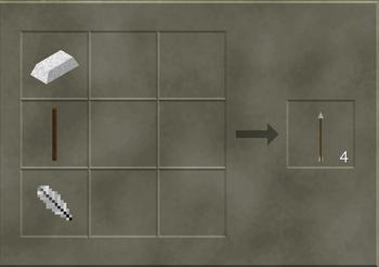 Iron Arrow craft