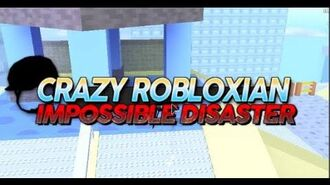 Impossible Crazy Robloxian