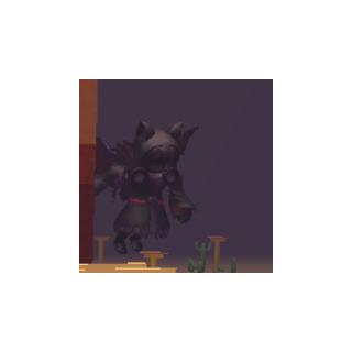 Dark Mage, Hyper version of Black Mage.