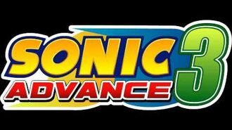 Sunset Hill - Act 1 - Sonic Advance 3 Music Extended