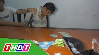 Mới ra tù lại bị bắt vì tàng trữ ma túy THDT