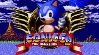 Sonic CD (USA) Music Palmtree Panic Zone (Bad Future)